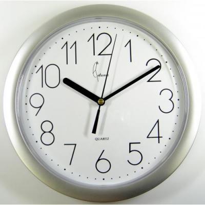 Ωρολόι, Ωρολόγια, Τοίχου, Γραμμενίδης, Γραμμενίδου, Χονδρική, Θεσσαλονίκη, Q&Q, CETRONIC, RWL612 SILVER