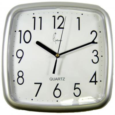 Ωρολόι, Ωρολόγια, Τοίχου, Γραμμενίδης, Γραμμενίδου, Χονδρική, Θεσσαλονίκη, Q&Q, CETRONIC, RWL615 SILVER